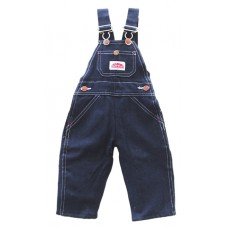 Toddler Blue Bib Overall