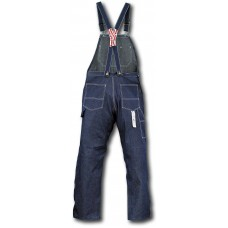 Low Back Bib Overall