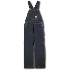 Button Fly Denim Bib Overall